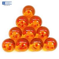 7 stars orange dragon ball shift knob